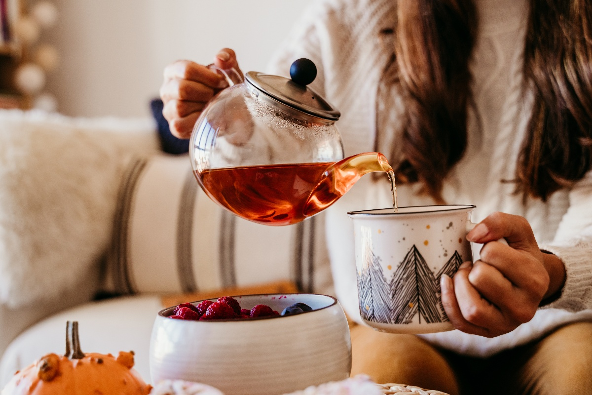 The Best Drinks to Help Reduce Stress