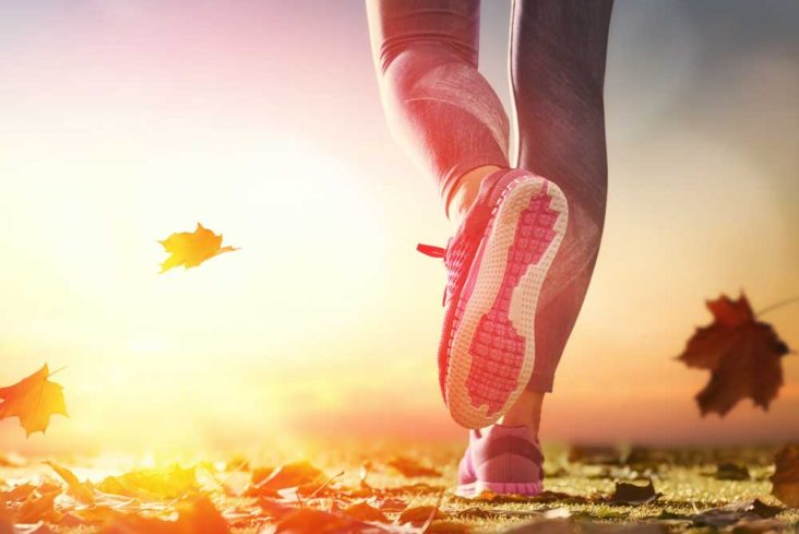 Are You Walking in Your Running Shoes?